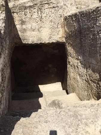 Ophel Archaeological Garden (Yitzhak Ben Youssef Levy Garden): Ophel Archaeological Garden in Jerusalem (9)