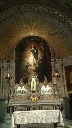 Chapelle Notre-Dame-de-Bonsecours : 内部