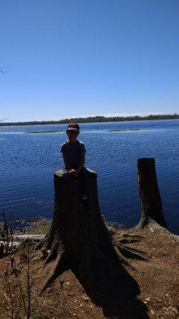 Jasper, تكساس: Island Trail and B.A. Steinhagen Reservoir