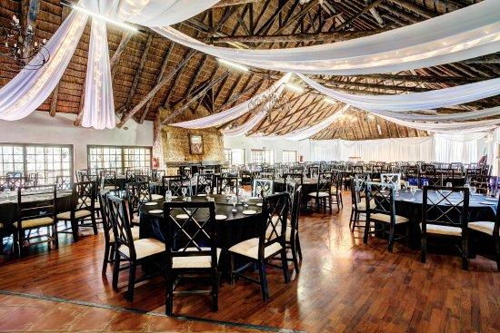Roodepoort, Sør-Afrika: Wilge Hall on the Wilge river