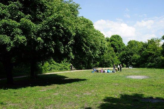 Volkspark Friedrichshain: 산책하기 좋은 공원