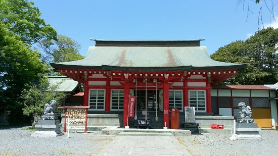 Kashimamiko Shrine