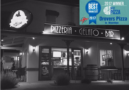 Woombye, Australia: Voted 2017 best pizza on The Sunshine Coast