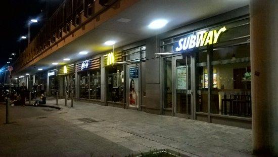 McDonalds Dortmund Hbf Picture of McDonalds Dortmund TripAdvisor