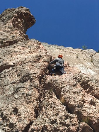 Rock Climbing Picture Of Estes Park Mountain Shop Estes