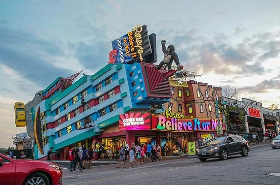 Ripley's Believe It or Not! Entrada a Niagara Falls