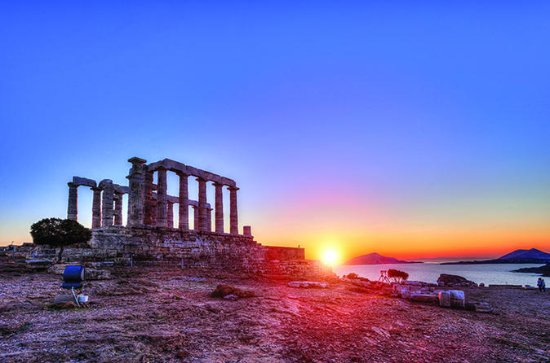 Half Day Small-Group Tour to Cape Sounion from Athens