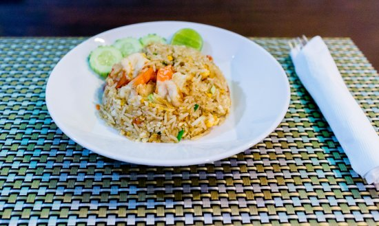Mellow Space Boutique Rooms: Thai Style Fried Rice