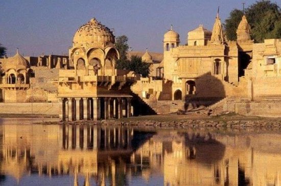 Jaisalmer Private Sightseeing Tour