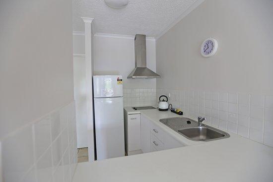 Holloways Beach, Australien: In room kitchen