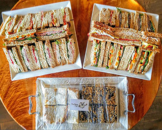 Abbotsford, Canada: Sandwich plate
