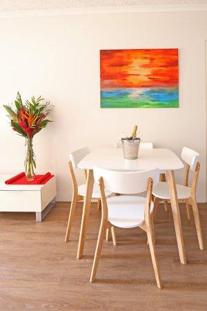 Holloways Beach, Australië: Dining area