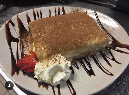 Toukley, Australia: Our famous Tiramisu - You have to try it to believe it.