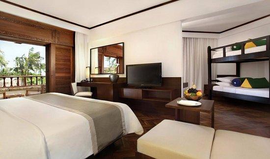 family room picture of nusa dua beach hotel spa nusa dua rh tripadvisor com