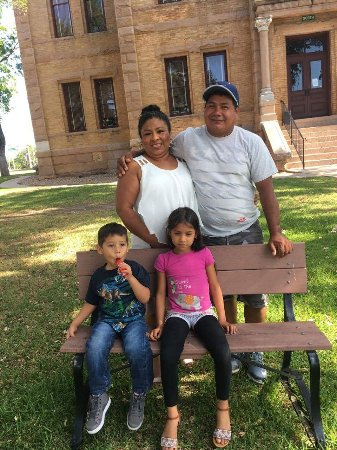 Llano, TX: Leonard Grenwelge County Park