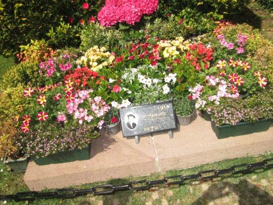 Arcangues, Frankrijk: tombe de luis mariano