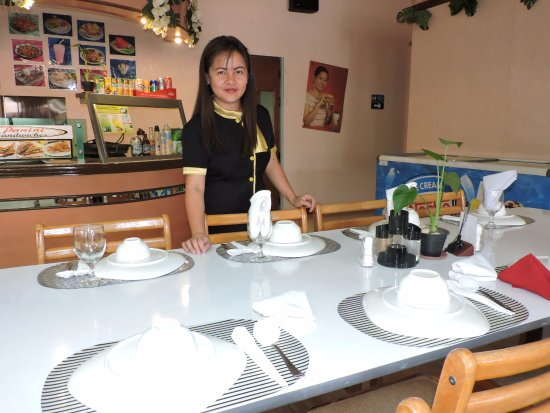 Jagna, Filippinene: Staff