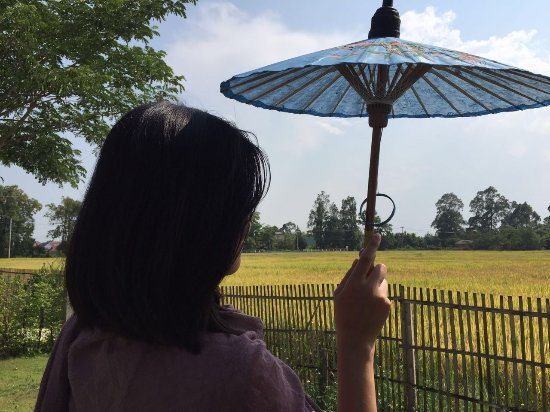 Baan Chai Thung : My wife:)