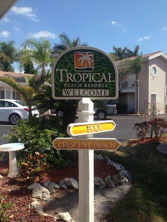 Tropical Beach Resorts: Near office