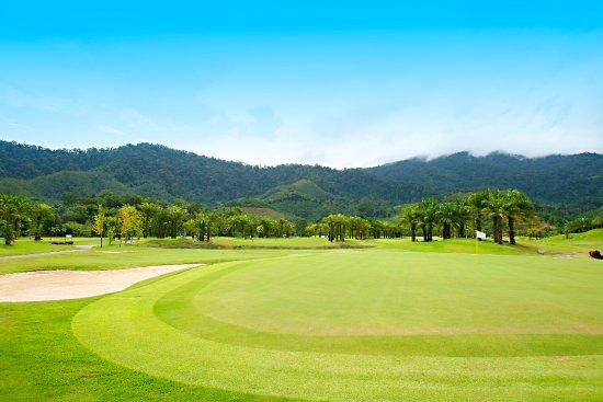Phang Nga, Thailand: golf course5