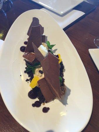 Cambridge, Australia: Delicious dessert