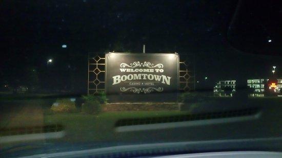Boomtown casino bossier