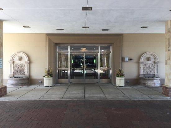Oak Brook, IL: Drake Hotel Cafe