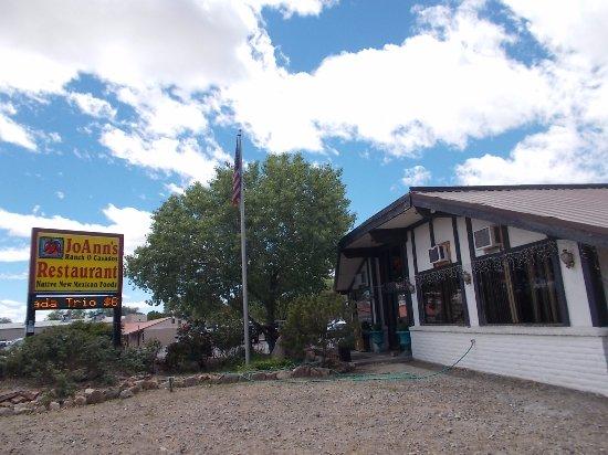 JoAnn's Ranch O Casados Restaurant, Espanola NM.