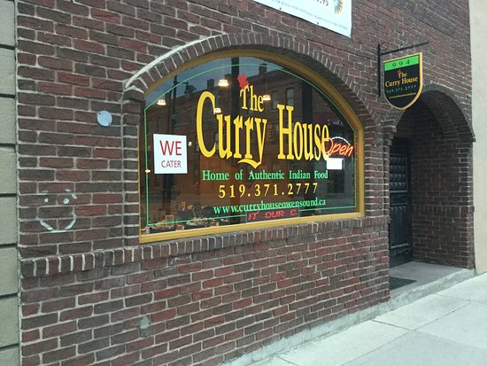 Owen Sound, كندا: Curry House