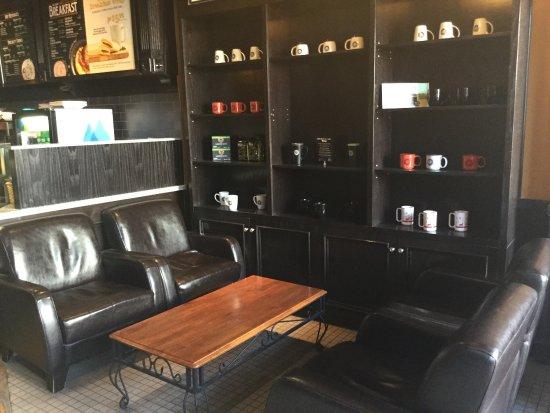 Owen Sound, كندا: Coffee Culture Cafe