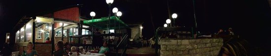 Kanegra, Croatia: Locale serale / night pub