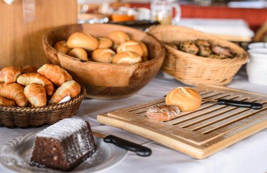 Baerenwirth - Hotel: Frühstück
