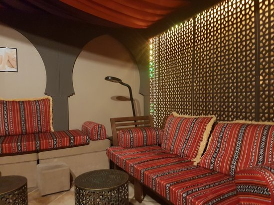 Bundall, Australia: Had the best treatment! So relaxing and staff are very professional. Decor is all Moroccan and f