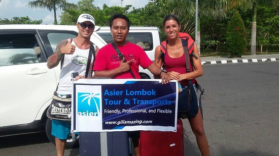 Asier Lombok Tour and Transport