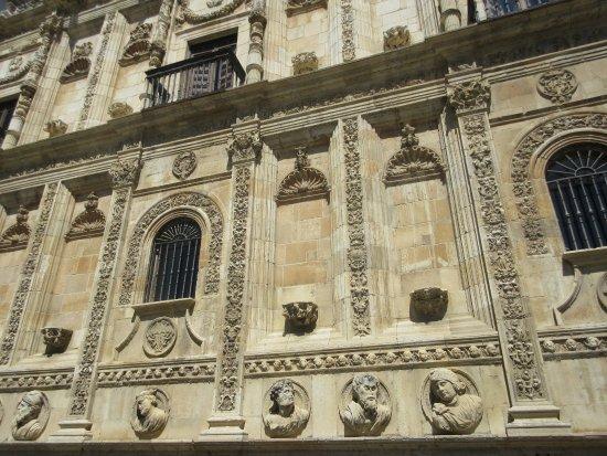 Antiguo Convento de San Marcos: main facade - 5