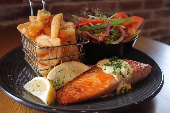 Nerang, Australien: Atlantic Salmon