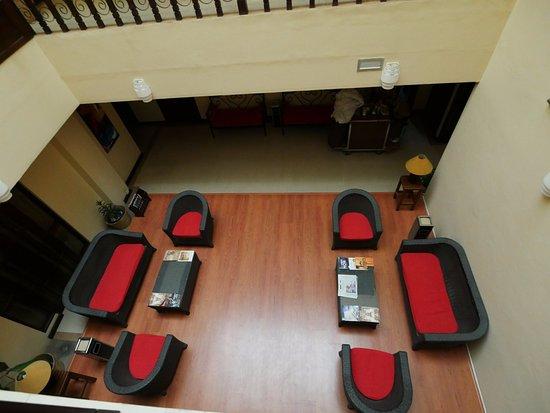 Colombo City Hotel: 共有スペース