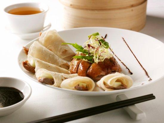 Min Jiang Goodwood Park Hotel: Min Jiang Camphor Tea Smoked Duck