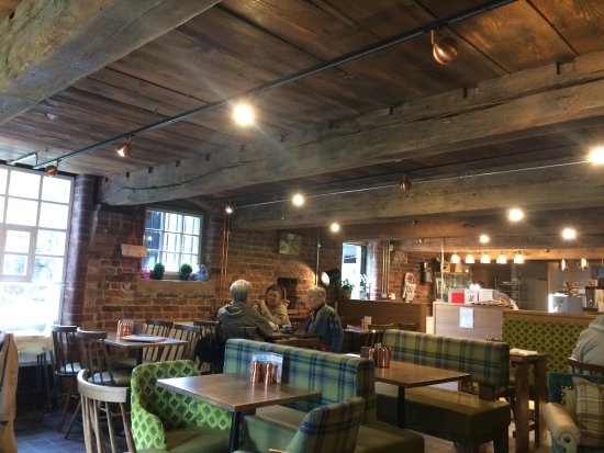Froghall, UK: Great decor