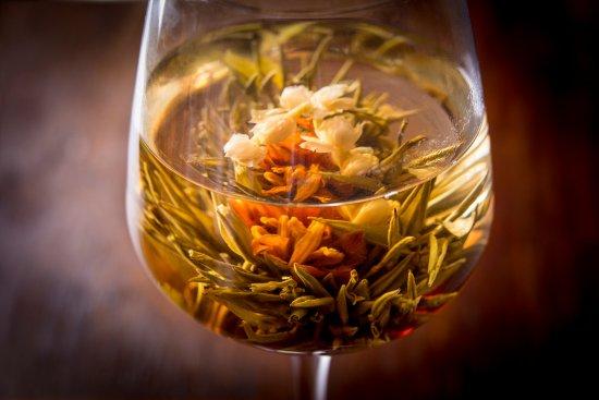 Min Jiang Goodwood Park Hotel: Min Jiang Flower Tea