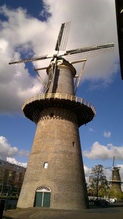 Schiedam, Nederländerna: due...