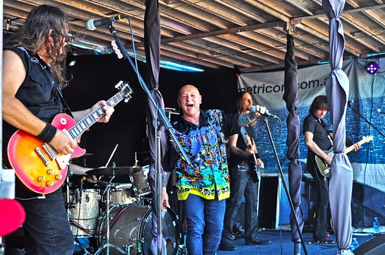 Advancetown, Australia: Angry Anderson