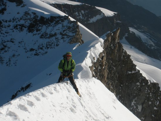 La Ravoire, France: Alpinisme