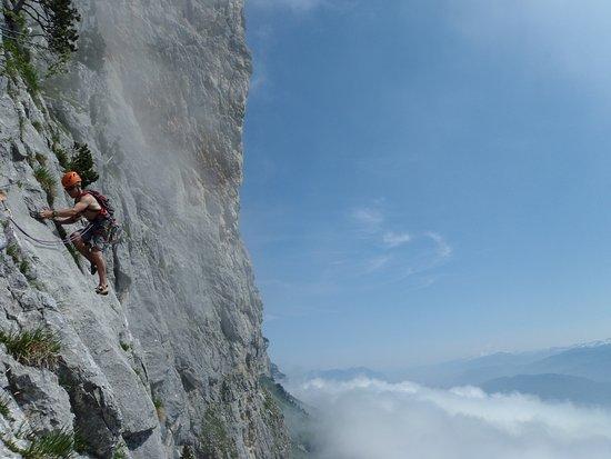 La Ravoire, ฝรั่งเศส: Escalade / Rock Climbing - Chartreuse