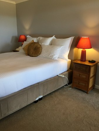 Ballandean, Australia: Very comfortable bed