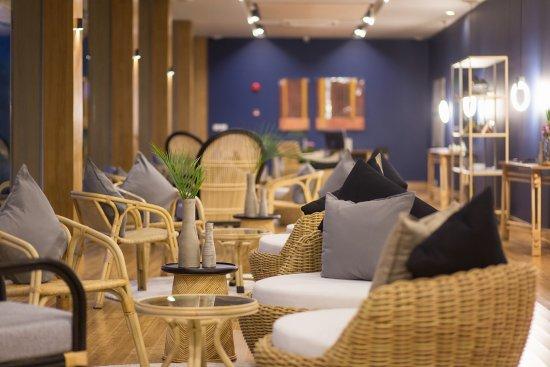 Mantra Samui Resort: Mantra Lounge