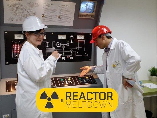Reactor Meltdown