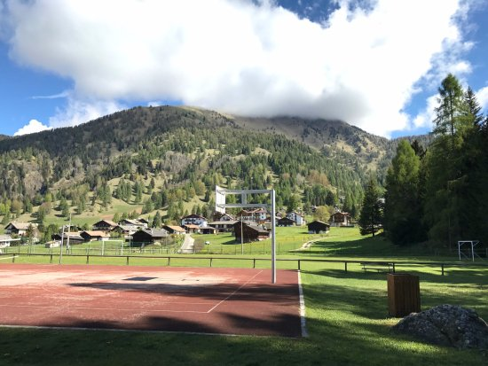Bellamonte, Italy: Campo da Tennis