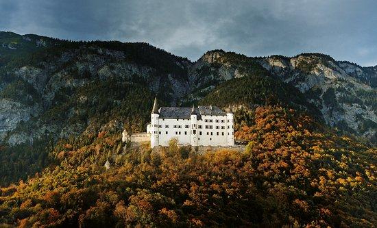 Jenbach, النمسا: Ansicht Schloss Tratzberg