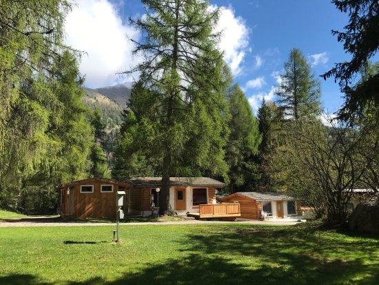 Bellamonte, Italy: Chalet in legno